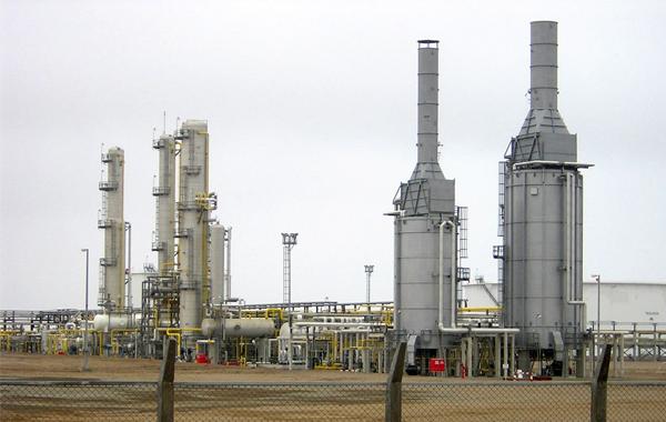 Gasoduto de Camisea no Peru - Imagem -Divulgacao Skanska