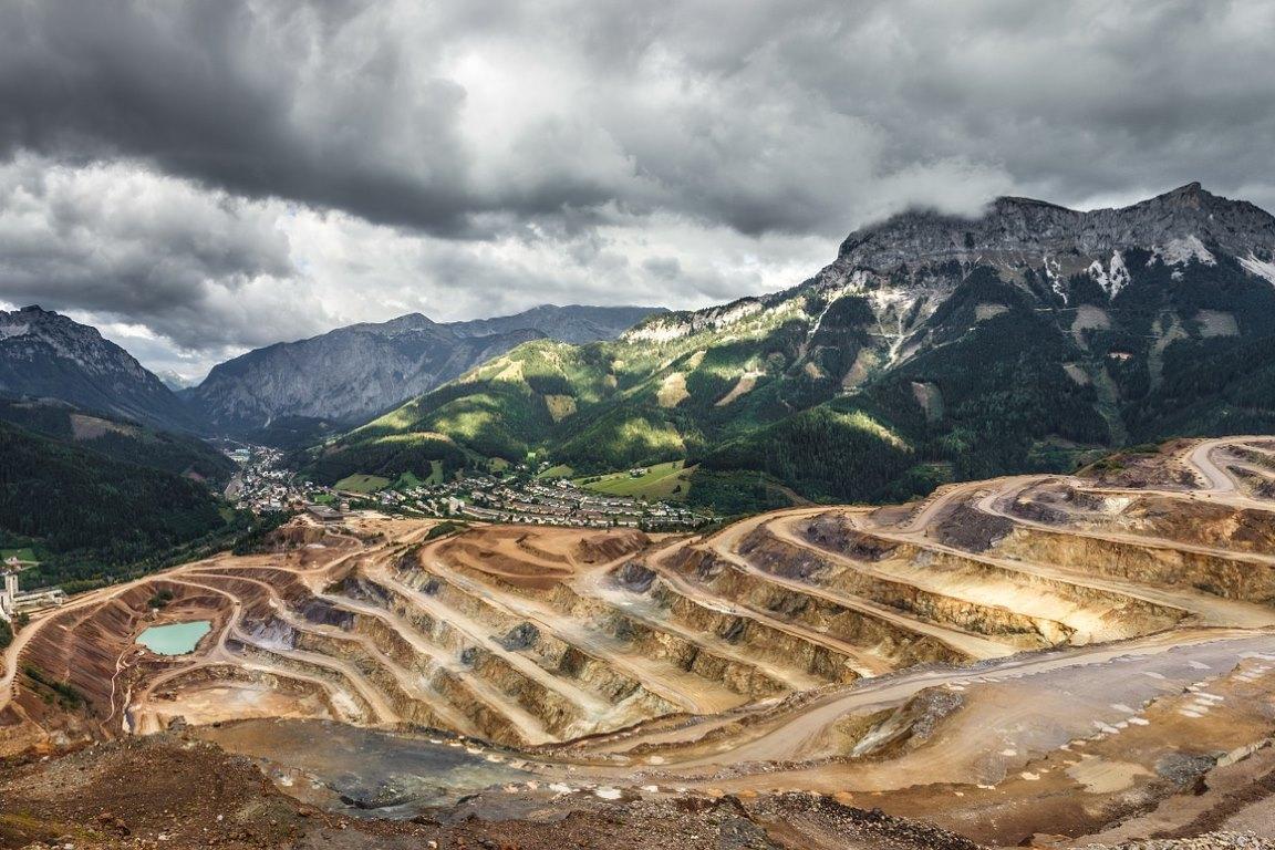 Efeitos da mineração no meio ambiente