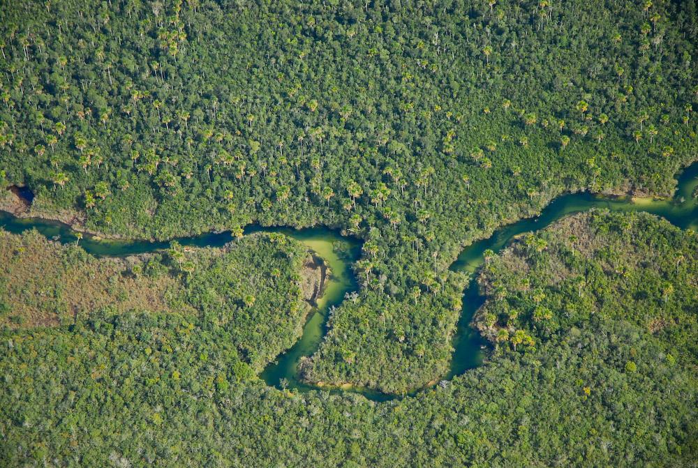 7 rios, rio guapore