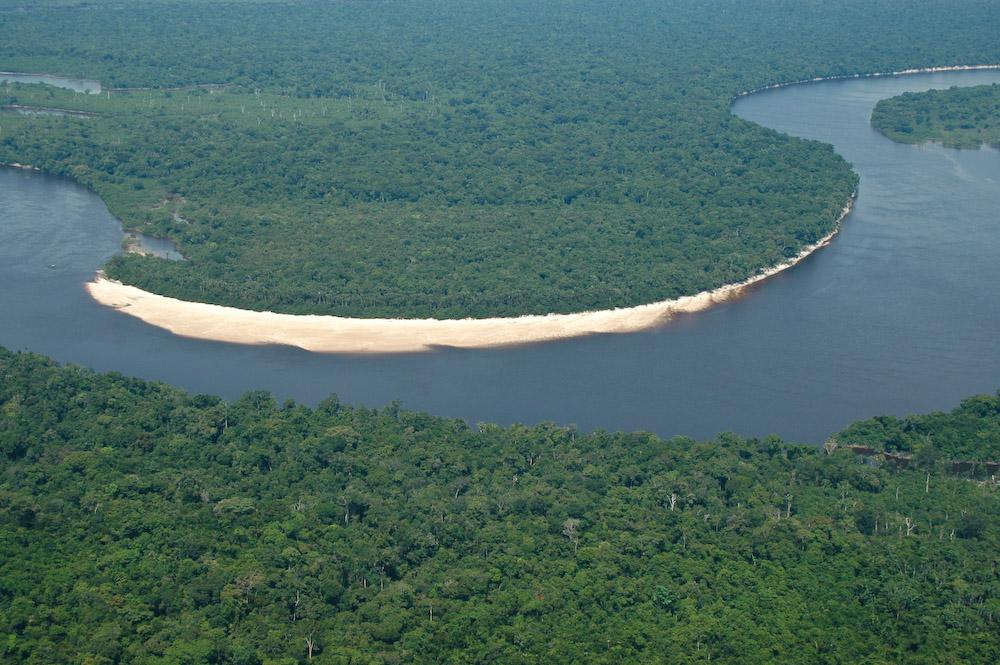 Rio Jauaperi, RR