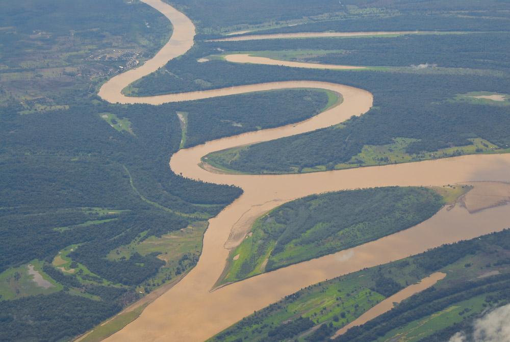 Paraná do Ramos e rio Amazonas