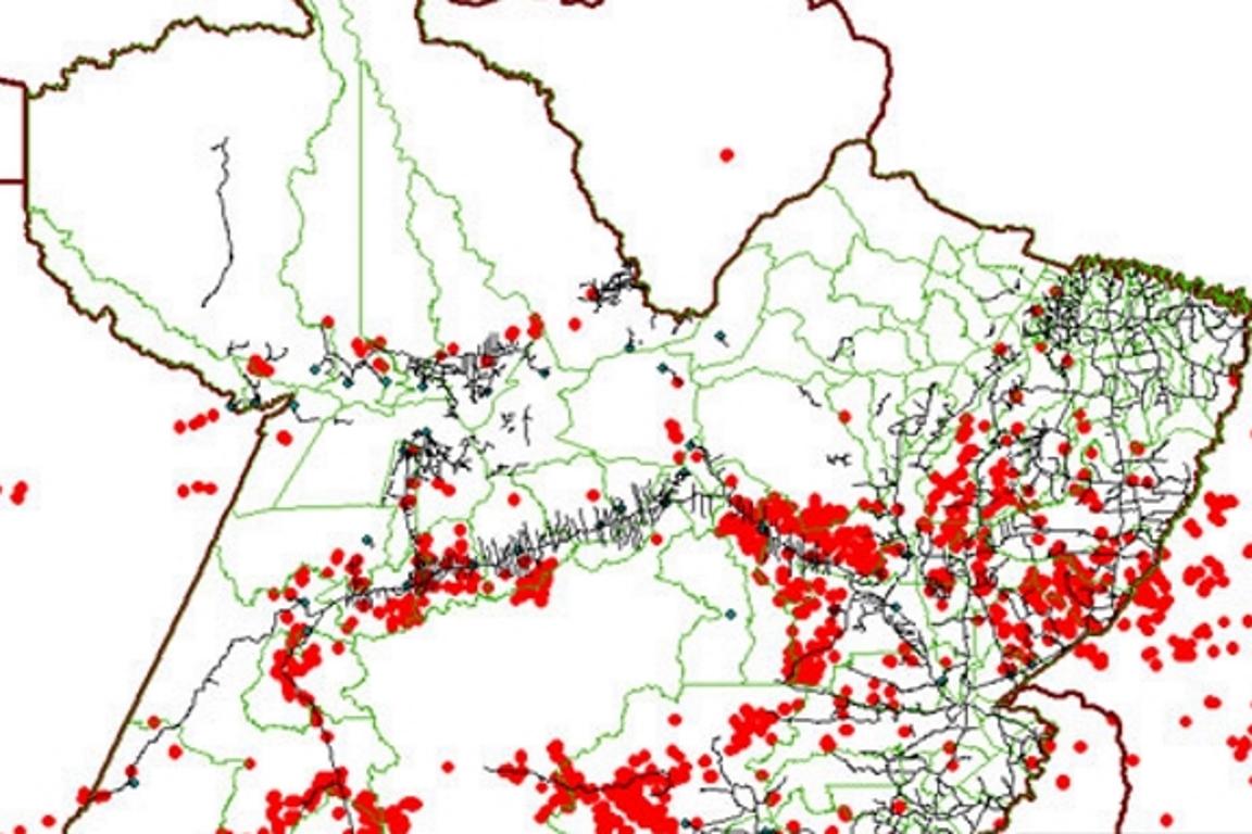 Desmatamento: ranking por municípios não funciona