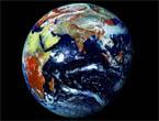 Qual é a sensação de se orbitar o planeta Terra?