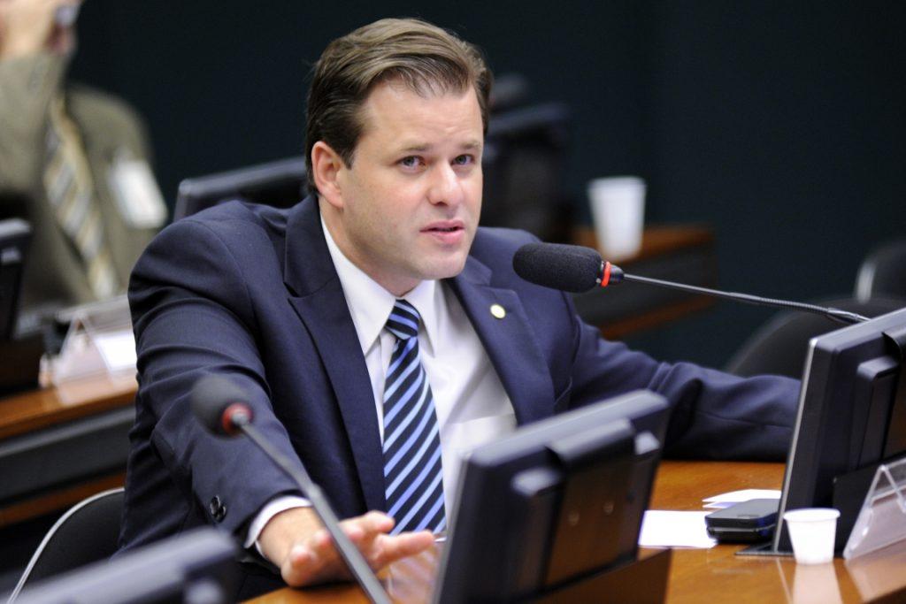 Deputado Leonardo Quintão (PMDB-MG) alterou trechos do Código da Mineração. Foto: Lucio Bernardo Jr./Câmara dos Deputados.