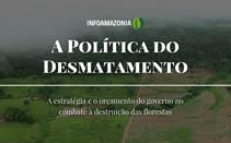 A Política do Desmatamento