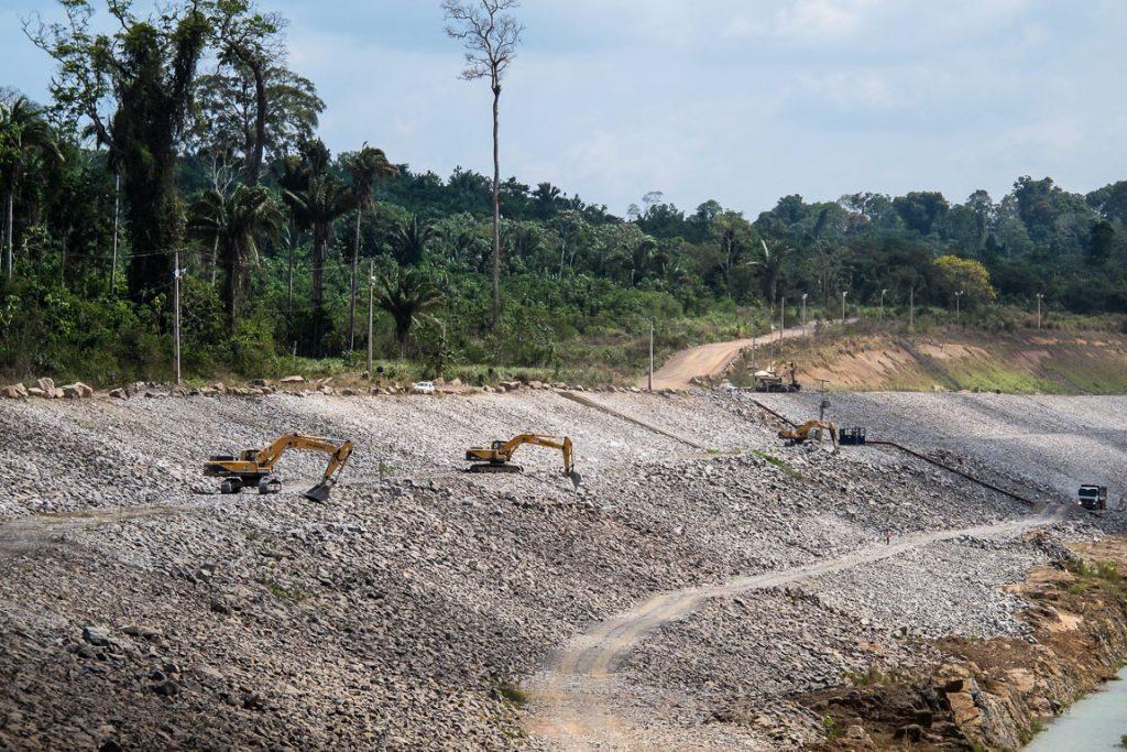 Canal de 20km desviará a água da Volta Grande do Xingu para a casa de força de Belo Monte