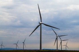 Fazenda eólica (windfarm) Whitelee, Reino Unido. Foto: Ian Dick