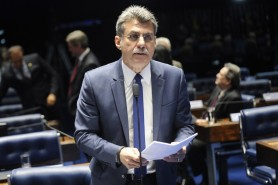 Senador Romero Jucá (PMDB-RR). Foto: Jefferson Rudy/Agência Senado.