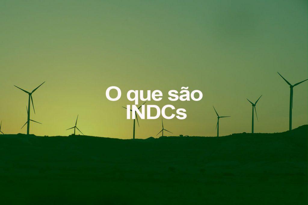 o-q-e-sao-indcs