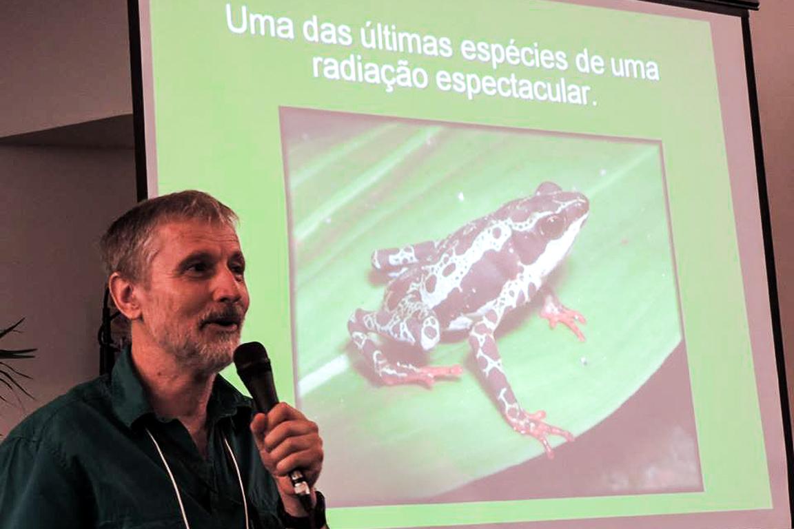William Magnusson: a ciência cidadã potencializa mudanças