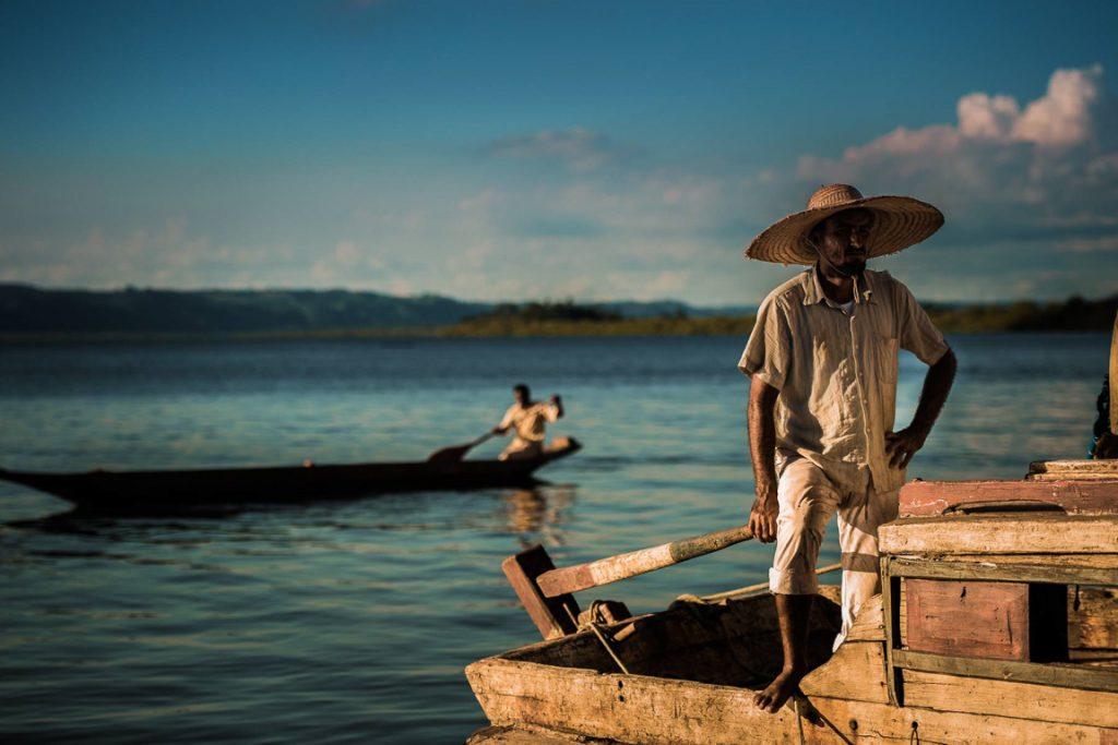 """As filmagens de """"O Velho Chico não terão dificuldades em retratar a majestade deste rio. Fotos: Caiuá Franco/TV Globo"""