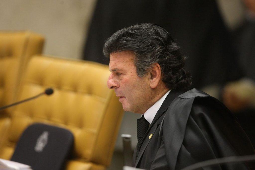 Ministro Luiz Fux é relator de quatro Ações Diretas de Inconstitucionalidade contra o Novo Código Florestal. Foto: Carlos Humberto/SCO/STF