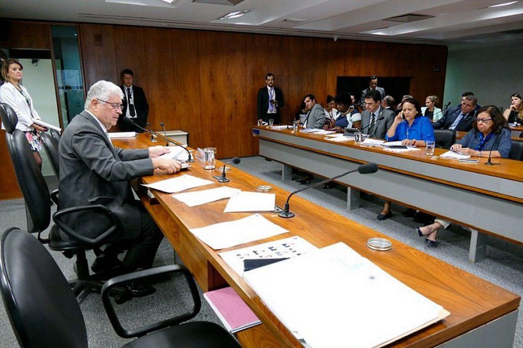 Proposta foi aprovada no Parlamento do Mercosul. Foto: Roque de Sá/Agência Senado.
