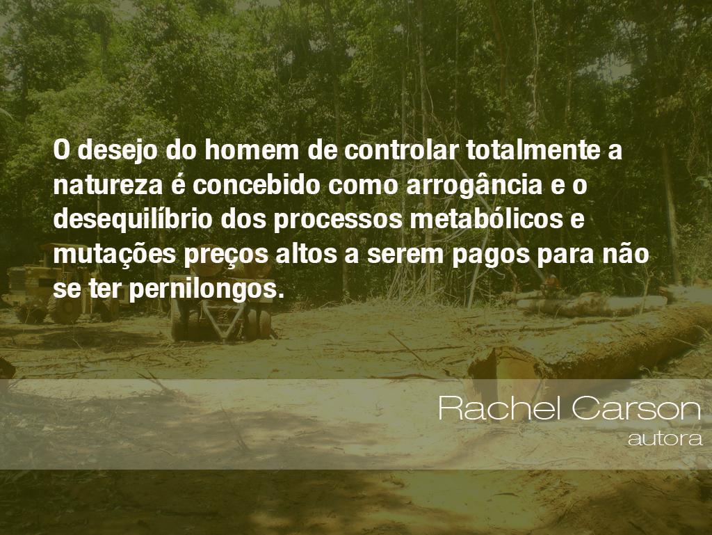 Do And Frases: Rachel Carson, Autora (14/04