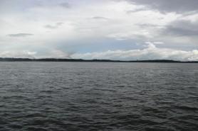 Por enquanto, rio Tapajós não será barrado. Foto: Wikipédia.