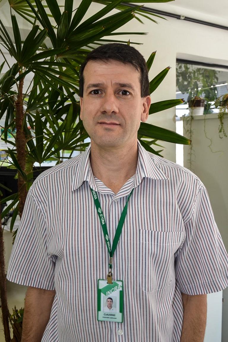 O ex-superintendente, Claudinei Chalito, deparou-se com conflitos e irregularidades durante sua gestão. Foto: Ascom/Incra