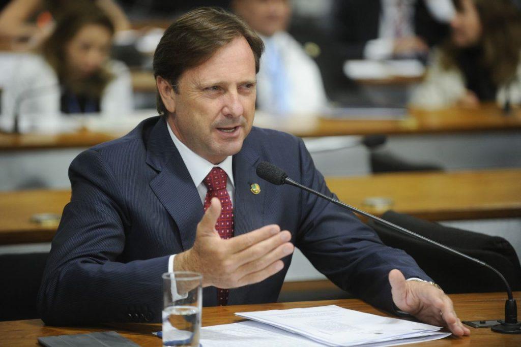 Proposta do senador Acir Gurgacz acaba com o licenciamento ambiental no país. Foto: Marcos Oliveira/Agência Senado.