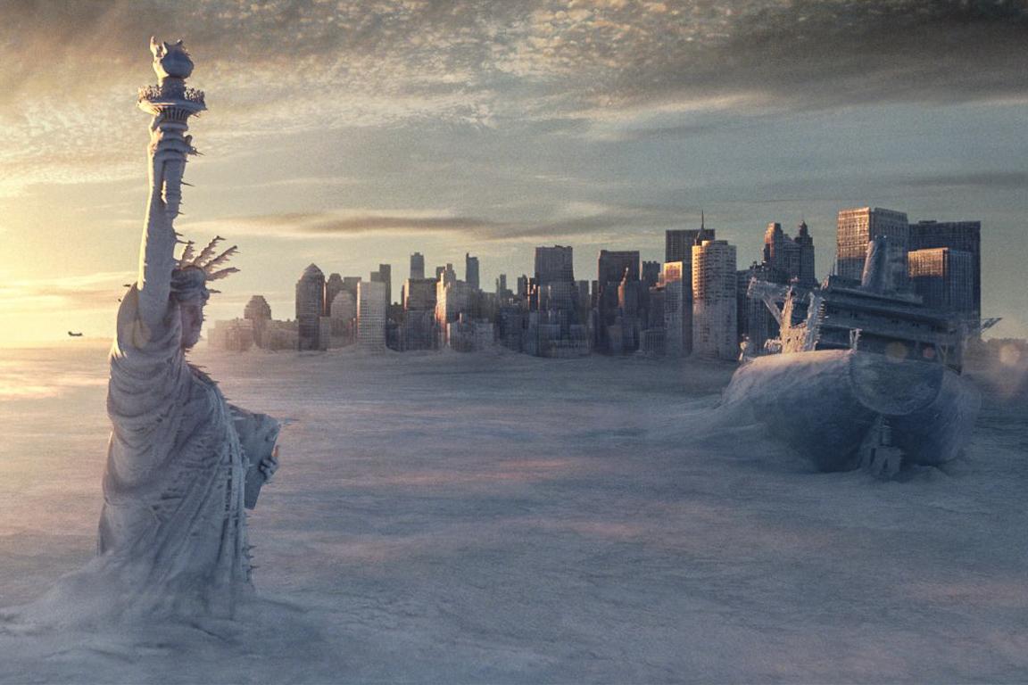 Degelo não desliga corrente do Golfo – ainda