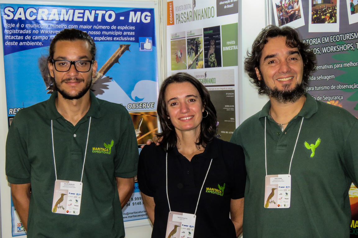 Equipe Maritaca Expeditions. Foto: Fred Dentello