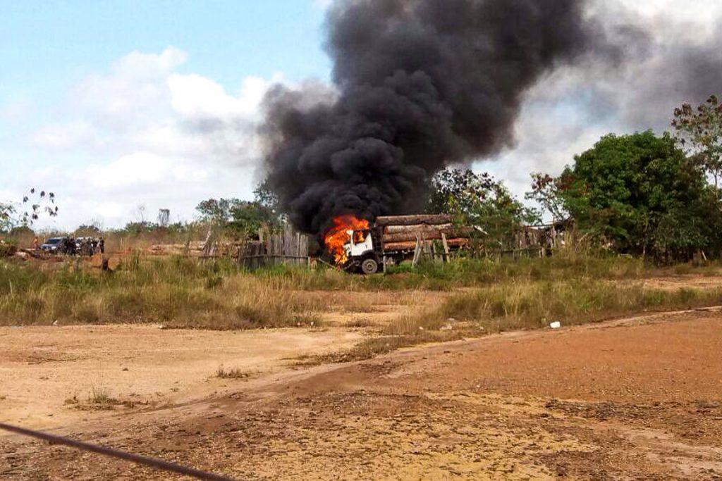 UCs do Maranhão têm longo histórico de ciclo destrutivo e forte pressão política para exploração de seus recursos.