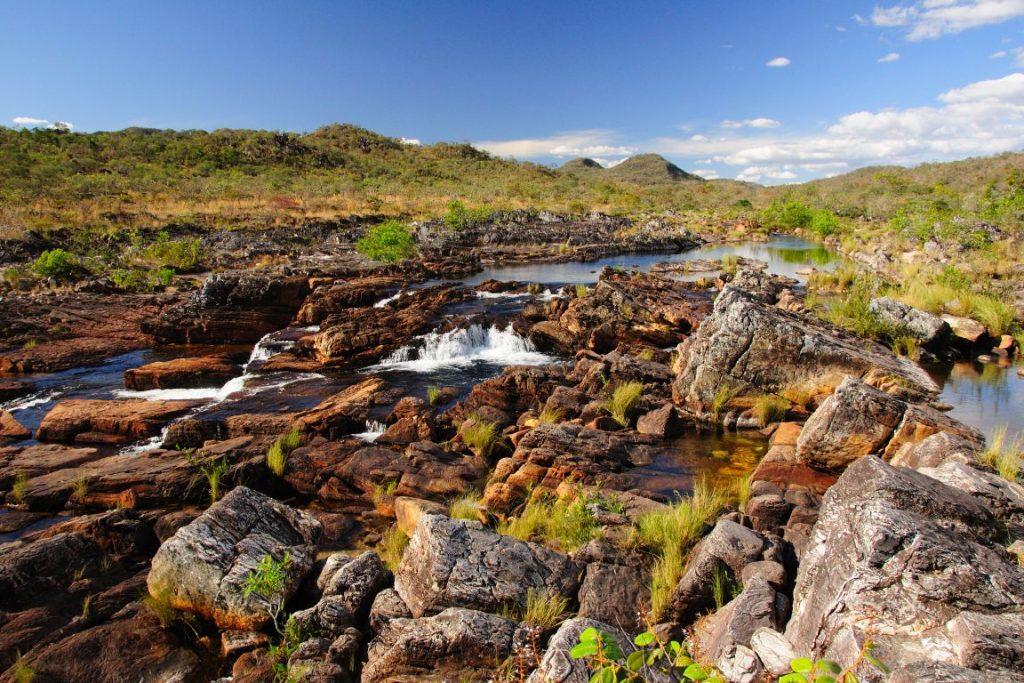 As belezas do Parque Nacional da Chapada dos Veadeiros. Foto: Mario Crema/Flickr.
