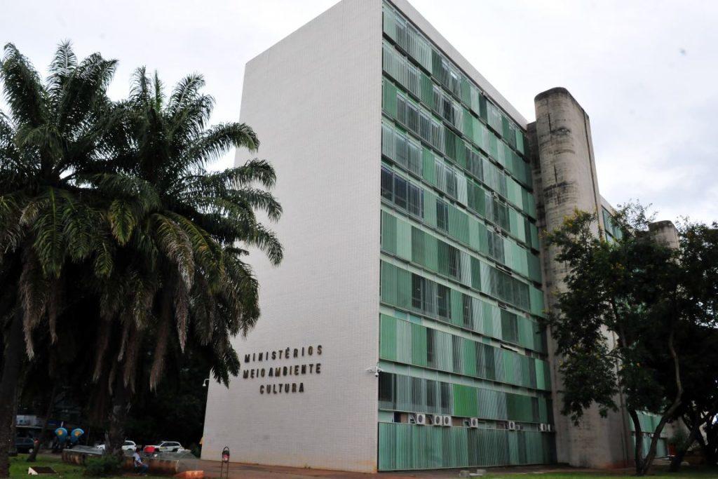 Sede do Ministério do Meio Ambiente, em Brasília. Foto: Ascom/MMA.