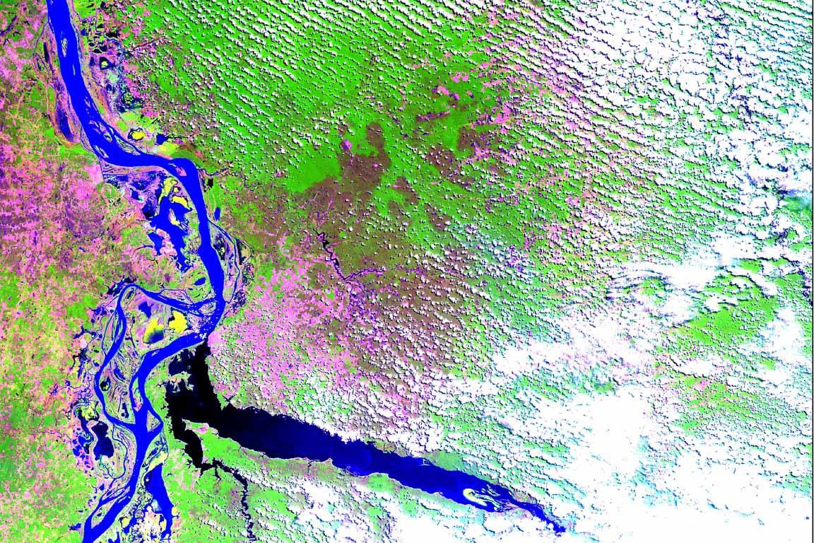 Incêndios na região de Santarém em 2015 superam desmatamento em toda a Amazônia