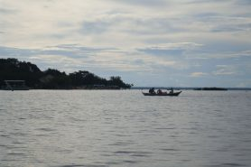 Rio Tapajós. Foto: Karinna Paz.