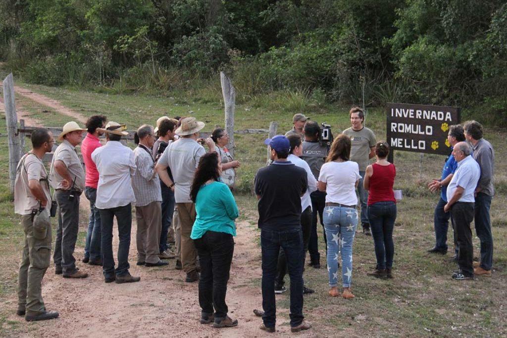 Homenagem Rômulo Mello. Foto: Chico Ribeiro/GovMS.