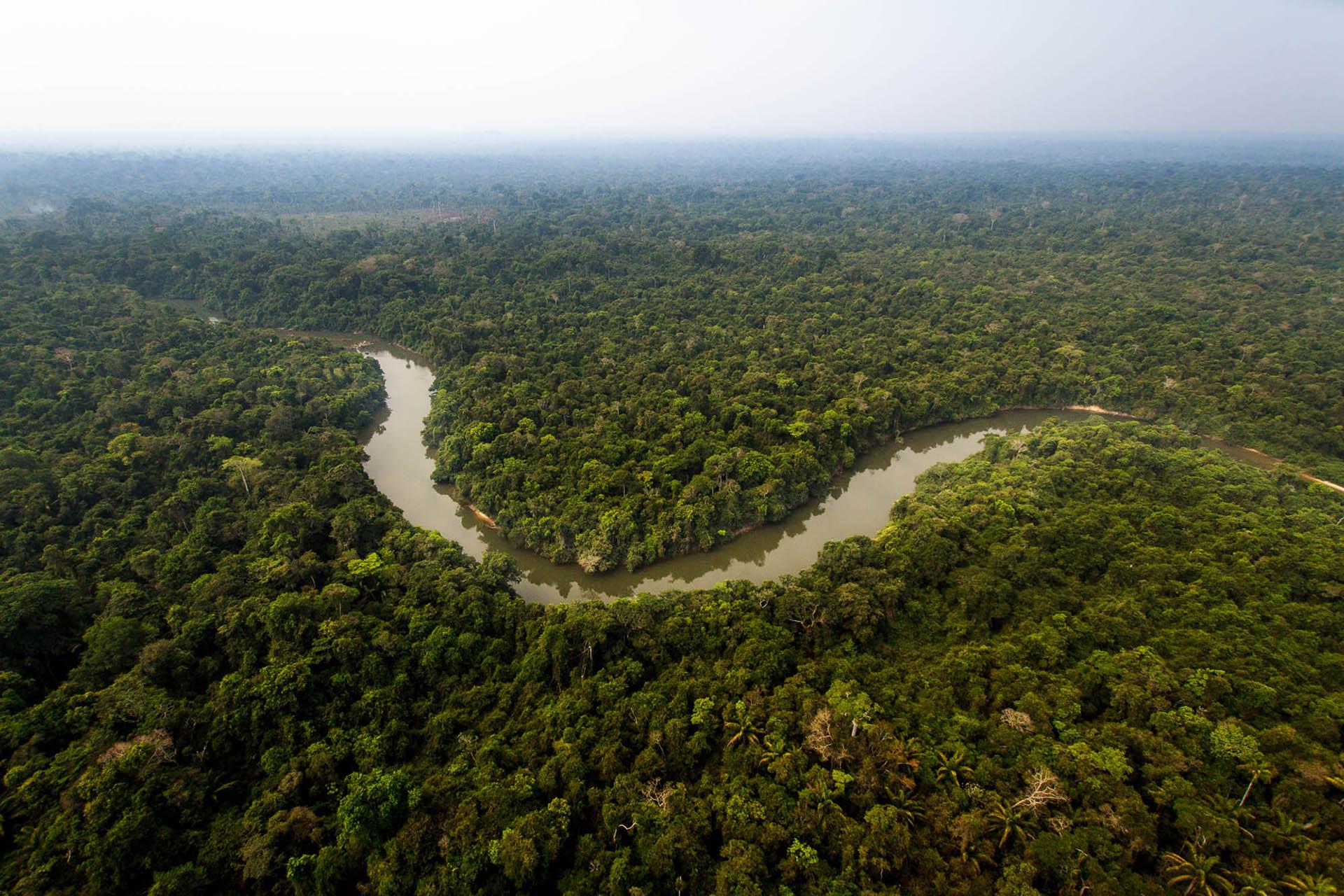 Rio Curuaés percorre a Terra Indígena Menkragnoti.