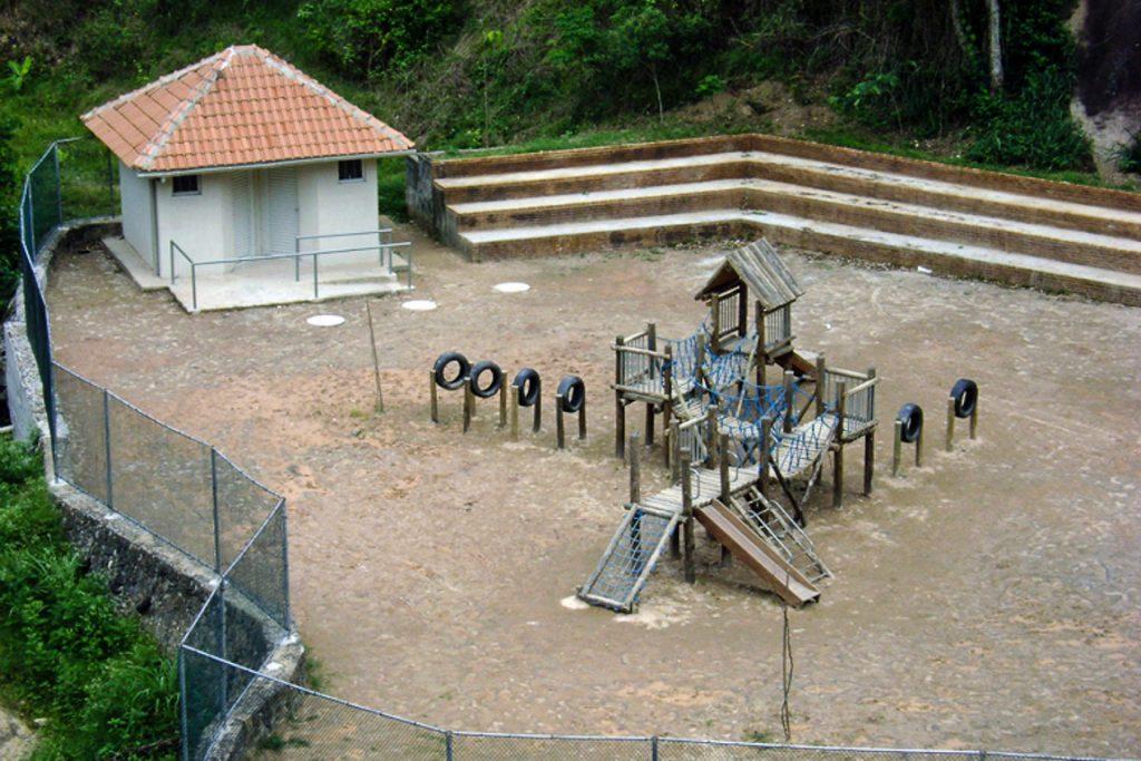 A subsede Realengo do Parque Estadual da Pedra Branca foi construída e ampliada via FMA. Foto: André Ilha