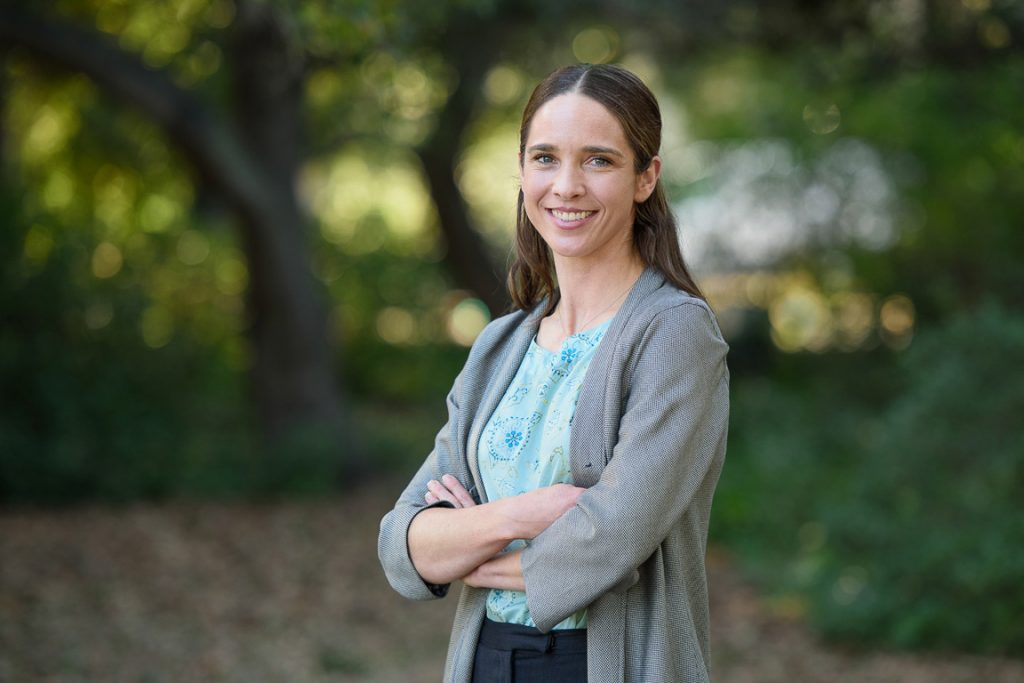 Katherine March. Foto: Stanford University