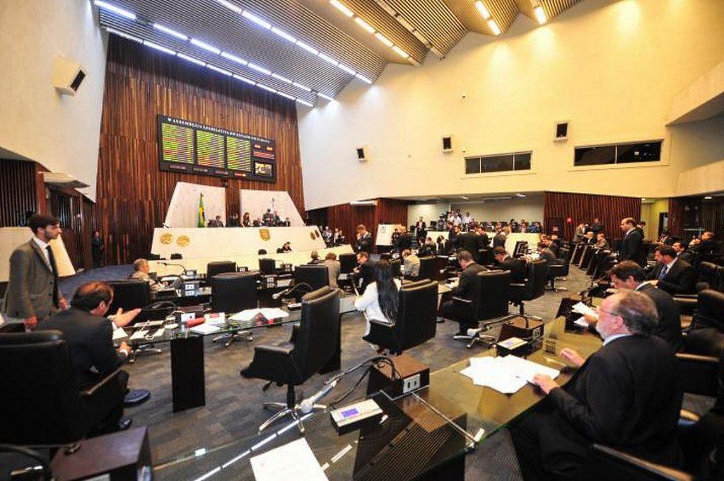 Assembleia Legislativa do Paraná. Foto: Pedro de Oliveira/Alep