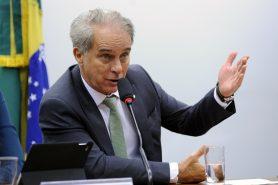 Deputado Marcos Montes não está satisfeito com atuação do ministro do Meio Ambiente. Foto: Lucio Bernardo Jr. / Câmara dos Deputados.