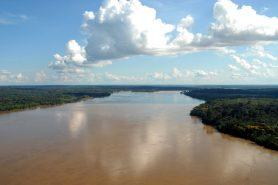 Rio Madeira, Amazonas. Foto: Wilson Dias/ABr - Agência Brasil