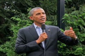 O presidente dos Estados Unidos, Barack Obama, proibiu novas perfurações de poços de petróleo e gás. Foto: Steve Jurvetson/Flickr.