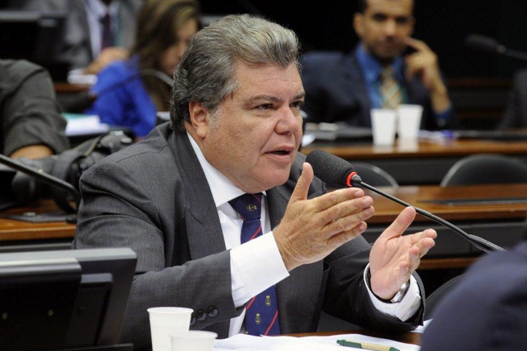 O ministro do Meio Ambiente, Sarney Filho. Foto: Luís Macedo/Câmara dos Deputados.