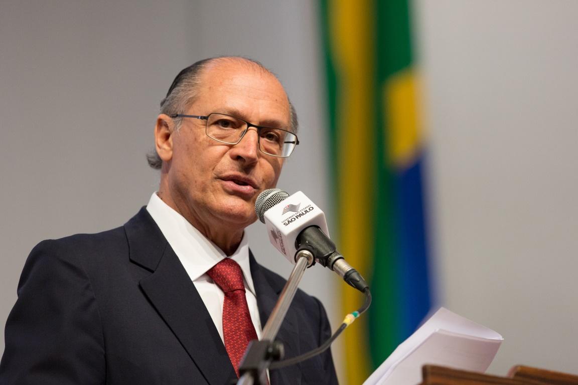 Governador de São Paulo, Geraldo Alckmin, pretende entregar 34 áreas pertencentes ao Instituto Florestal à iniciativa privada. Foto: Bruno Santos/Flickr.