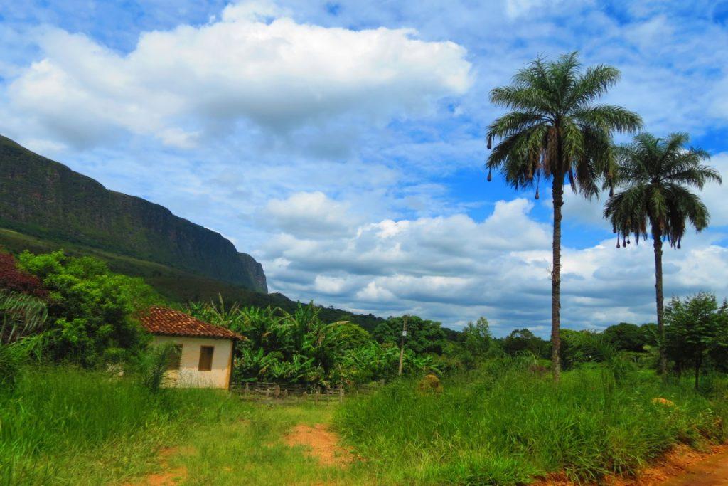 Propriedade dentro dos limites do Parque Nacional da Serra da Canastra. Foto: Suelen Pompeu/Wikiparques
