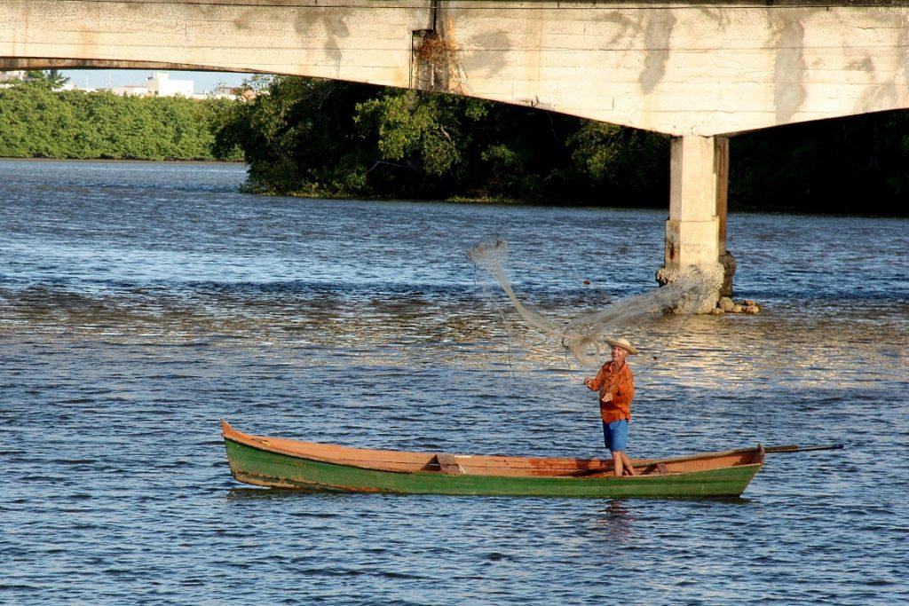 Rio Poxim. Foto: Ruidival Marques/Wikicommons.