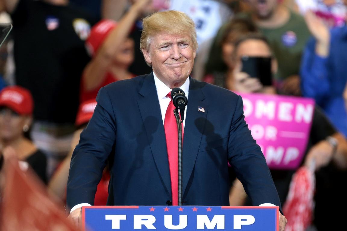 Trump deve anuncias nos próximos dias a saída dos EUA do Acordo de Paris. Foto: Gage Skidmore/Flickr