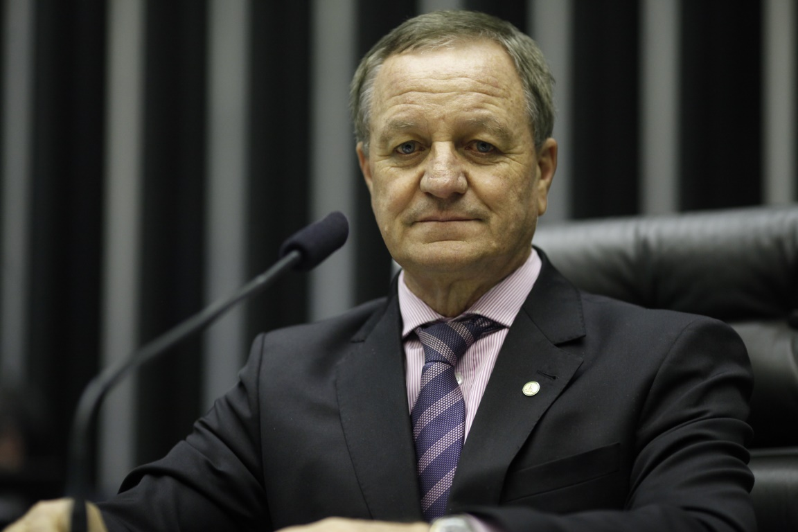 Deputado Valdir Colatto(PMDB-SC). Foto: PMDB Nacional/Flickr.