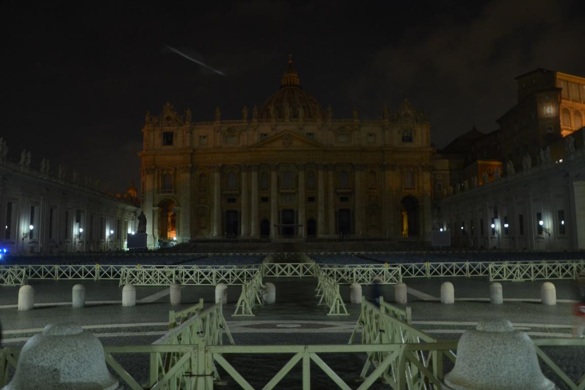 Vaticano. Foto: WWF-Itália/Massimiliano Crescenzi