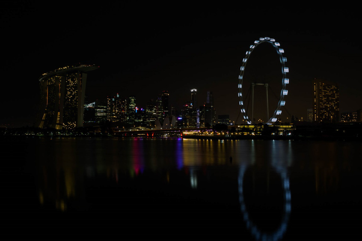 Singapura. Foto: WWF/Kajan Madrasmail