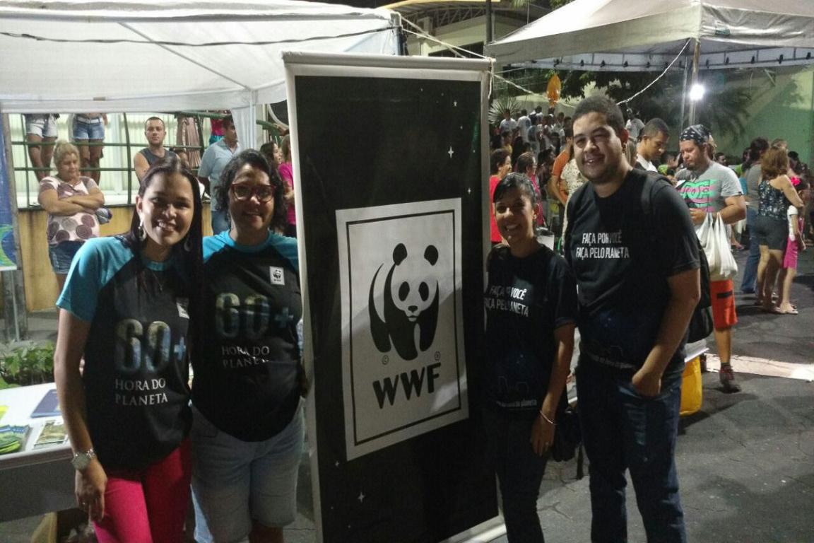 Manaus. Foto: WWF-Brasil