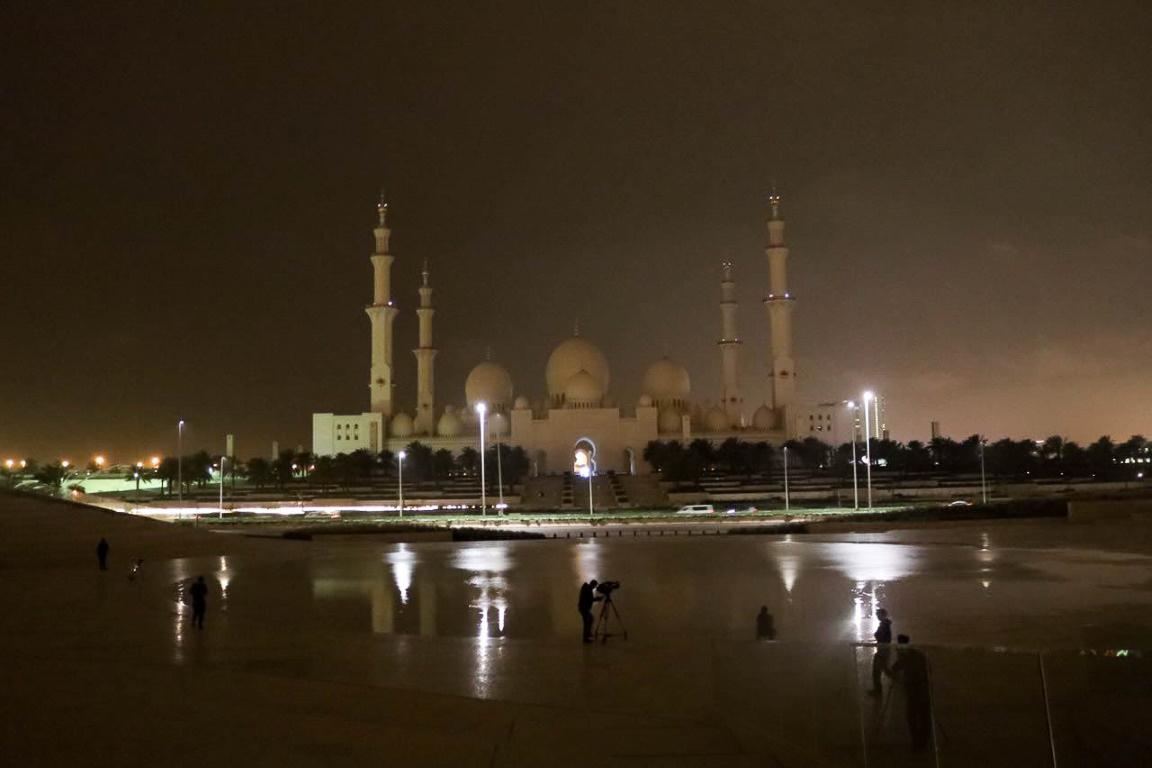 Emirados Árabes. Foto: WWF-Emirados Árabes