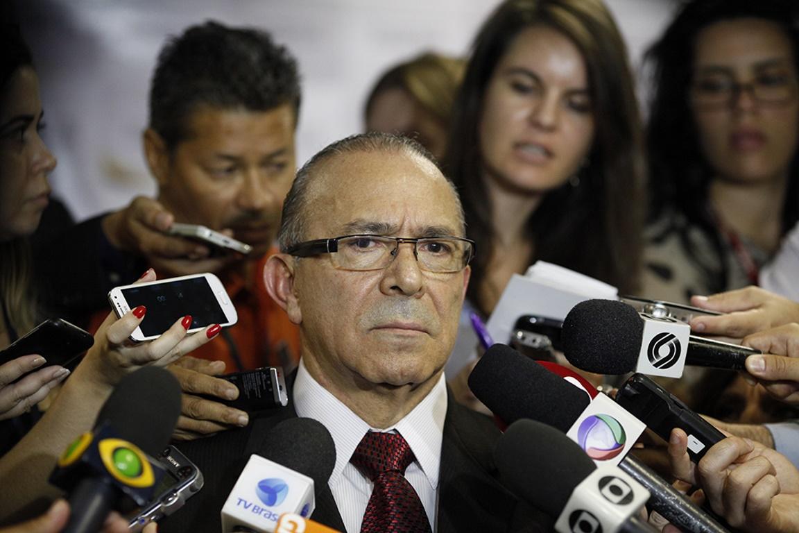 Ministro-chefe da Casa Civil, Eliseu Padilha. Foto: PMDB Nacional/Flickr.