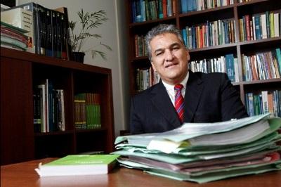 O promotor Bergson Guimarães trabalhou para que a medida cautelar de paralisação da consulta pública fosse lançada. Foto: Divulgação.