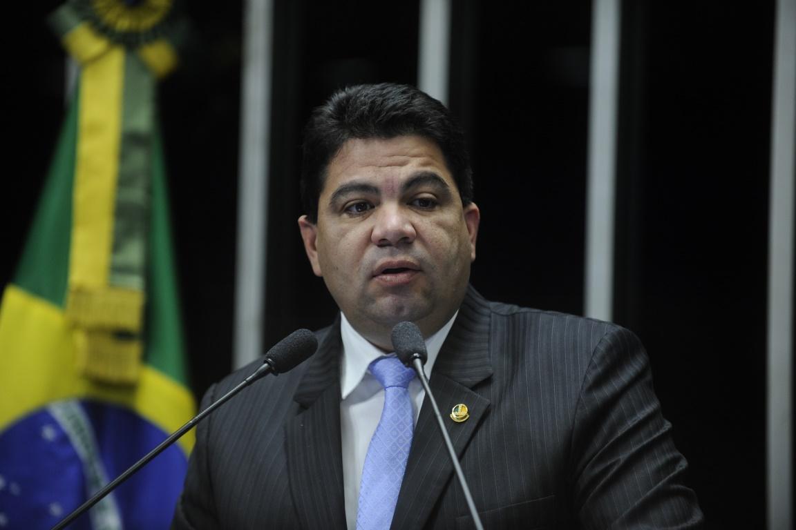 Senador Cidinho Santos (PR-MT), relator na CAE, apresentou voto favorável ao projeto.