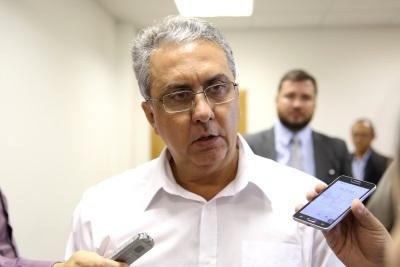 Deputado Adriano Silva (PSB), autor do decreto que susta a criação do parque. Foto: Angelo Varela/ALMT.